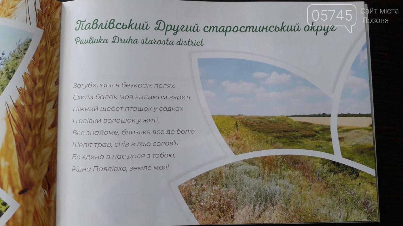 В Лозовой презентовали фотоальбом пейзажей громады «Чари рідної землі», фото-28