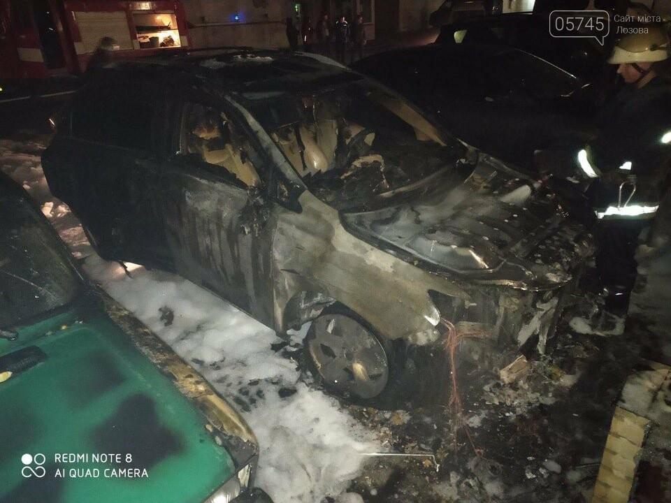 В Лозовой сожгли автомобиль кандидата в мэры от Слуги народа (дополнено), фото-3