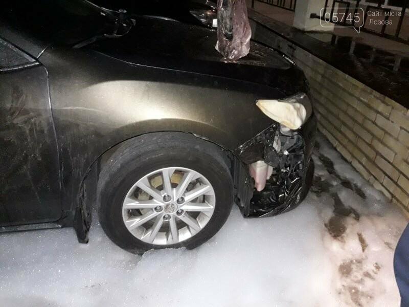 В Лозовой сожгли автомобиль кандидата в мэры от Слуги народа (дополнено), фото-5