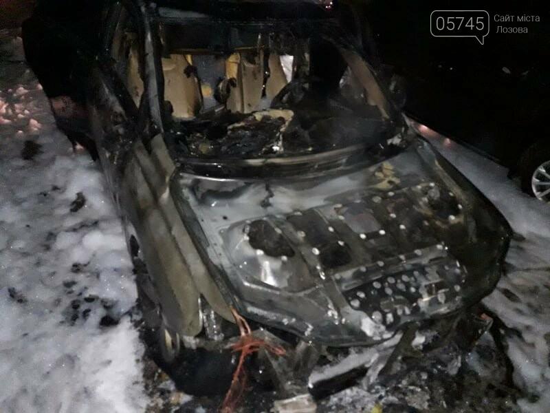В Лозовой сожгли автомобиль кандидата в мэры от Слуги народа (дополнено), фото-4