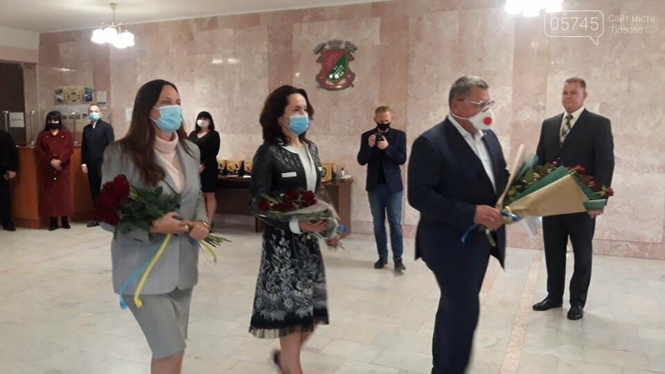 В Лозовой почтили защитников Украины, фото-3