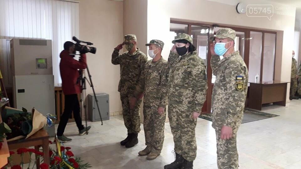 В Лозовой почтили защитников Украины, фото-5
