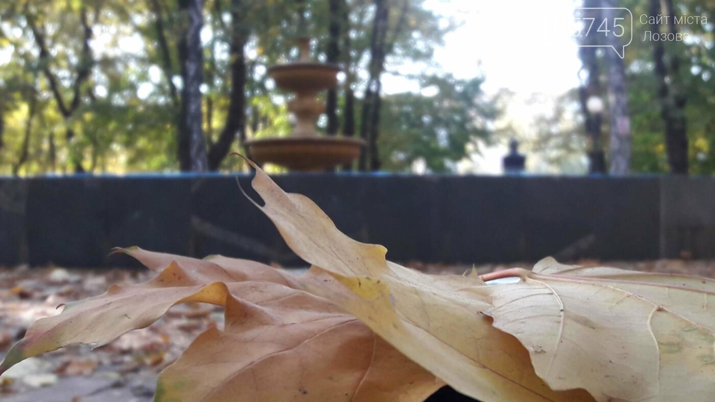 Осенние краски Лозовой (ФОТО), фото-1