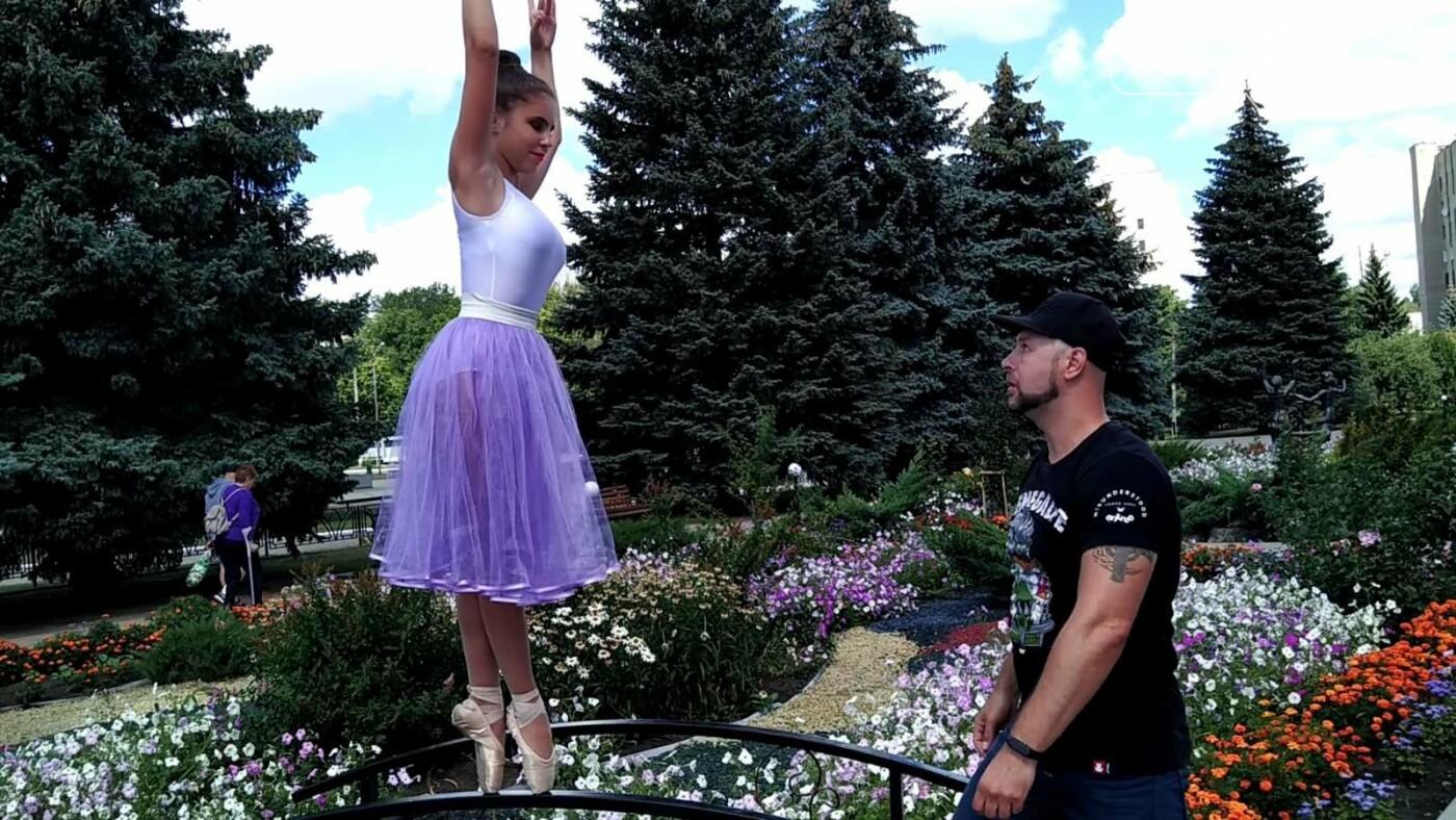«Будет танцевать вся Лозовая»: обучение танцам в ансамбле «Графика», фото-14