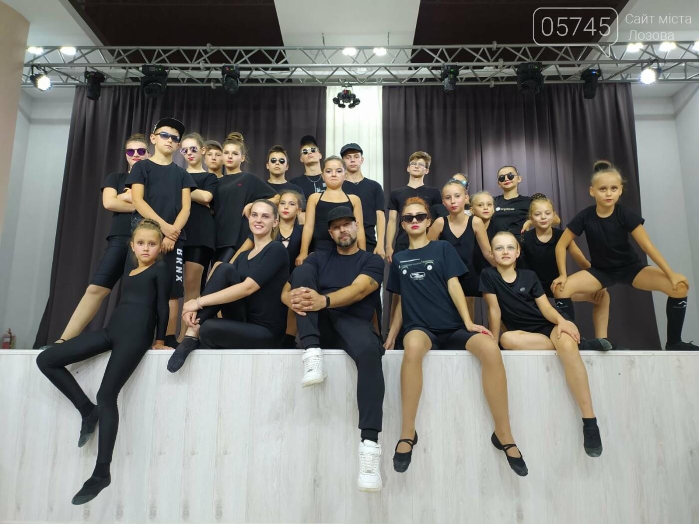 «Будет танцевать вся Лозовая»: обучение танцам в ансамбле «Графика», фото-8