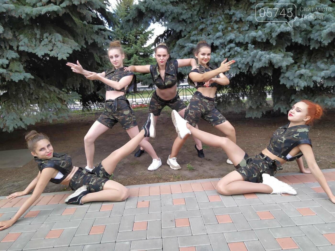 «Будет танцевать вся Лозовая»: обучение танцам в ансамбле «Графика», фото-21