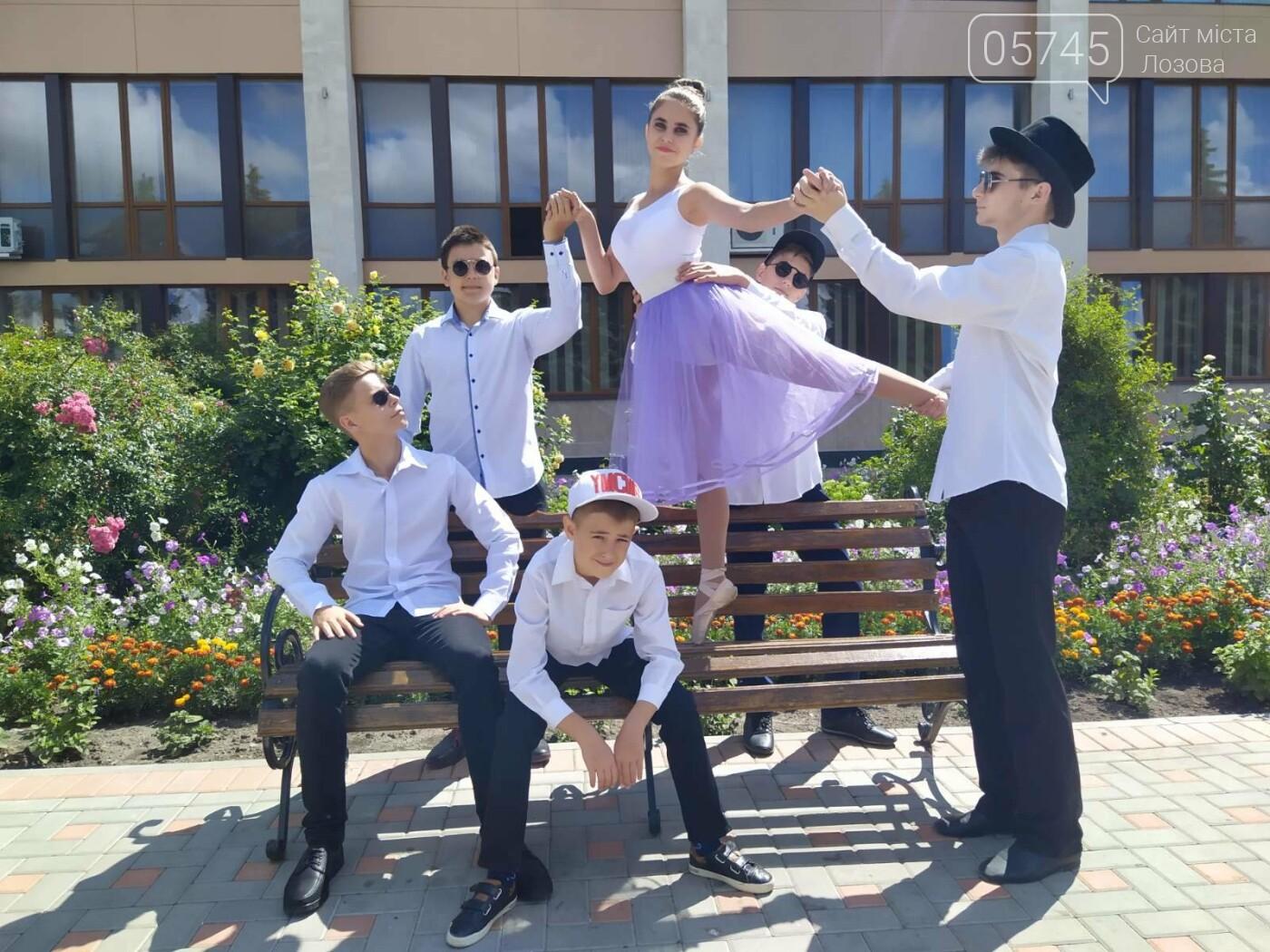 «Будет танцевать вся Лозовая»: обучение танцам в ансамбле «Графика», фото-12