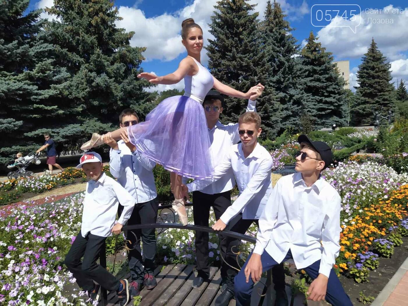 «Будет танцевать вся Лозовая»: обучение танцам в ансамбле «Графика», фото-11