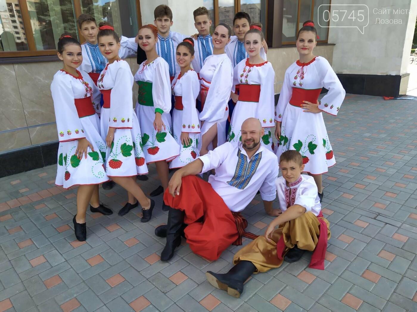 «Будет танцевать вся Лозовая»: обучение танцам в ансамбле «Графика», фото-27