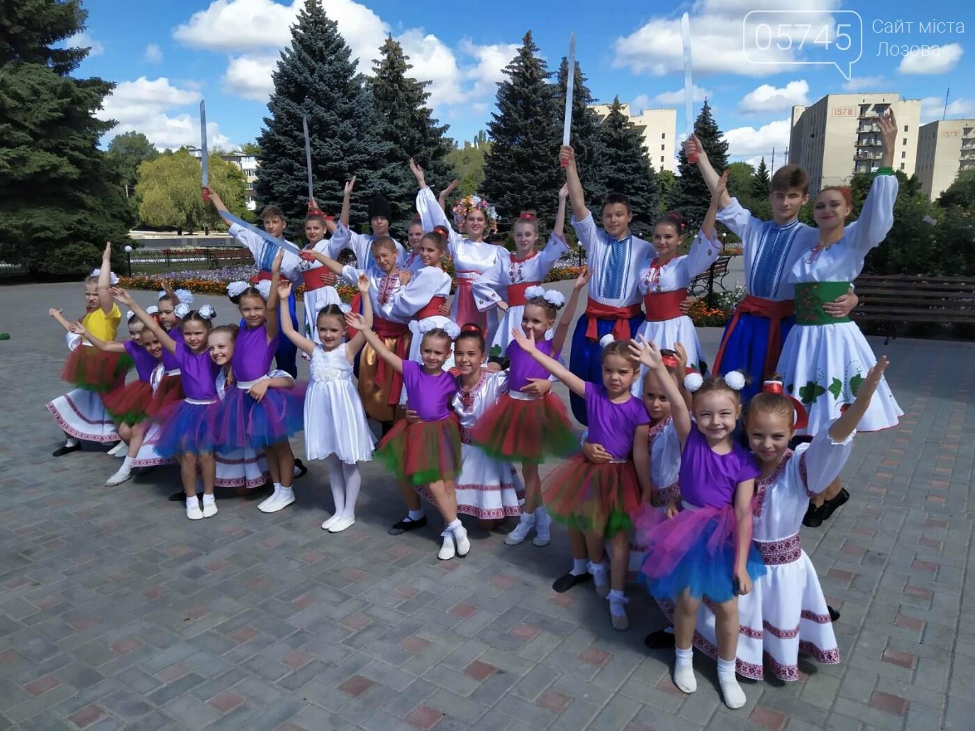 «Будет танцевать вся Лозовая»: обучение танцам в ансамбле «Графика», фото-20