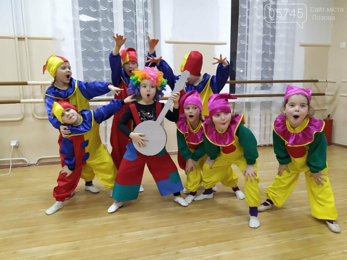 «Будет танцевать вся Лозовая»: обучение танцам в ансамбле «Графика», фото-26