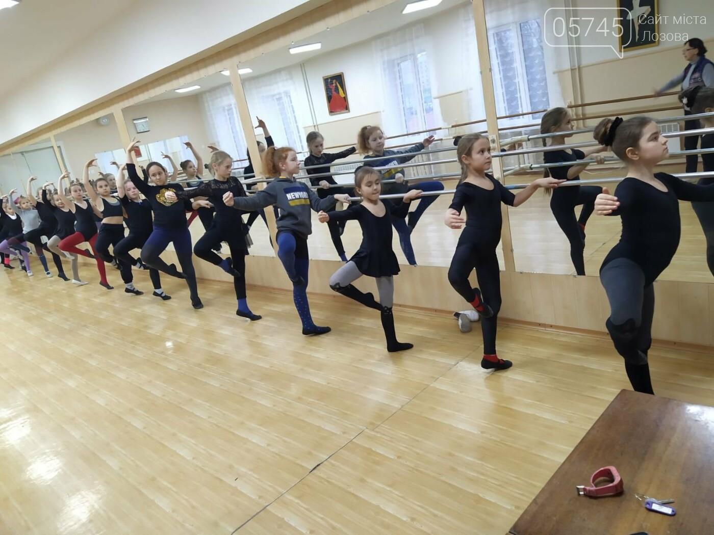 «Будет танцевать вся Лозовая»: обучение танцам в ансамбле «Графика», фото-2