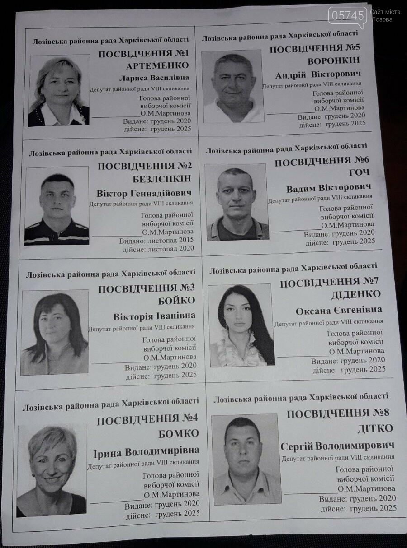 Первая сессия: кто стал депутатами, и кто возглавил Лозовской райсовет, фото-3