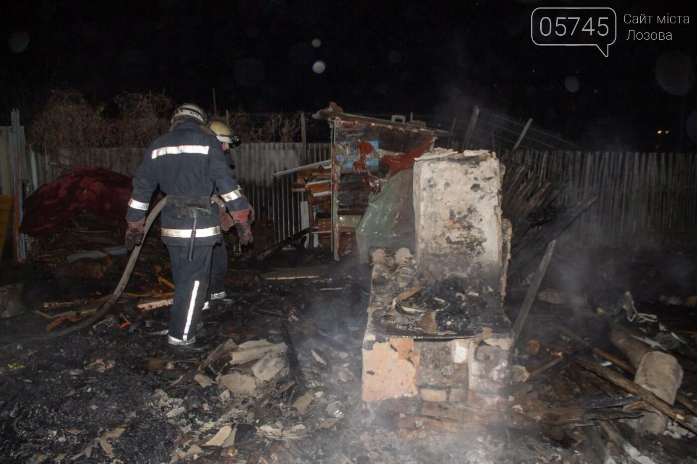 На Лозовщине, в Орельке, из-за пожара, погиб человек (ОБНОВЛЕНО), фото-2