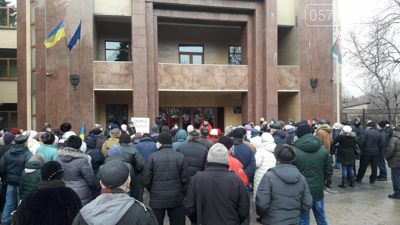 Лозівчани протестували біля міськради: що вимагали, фото-3