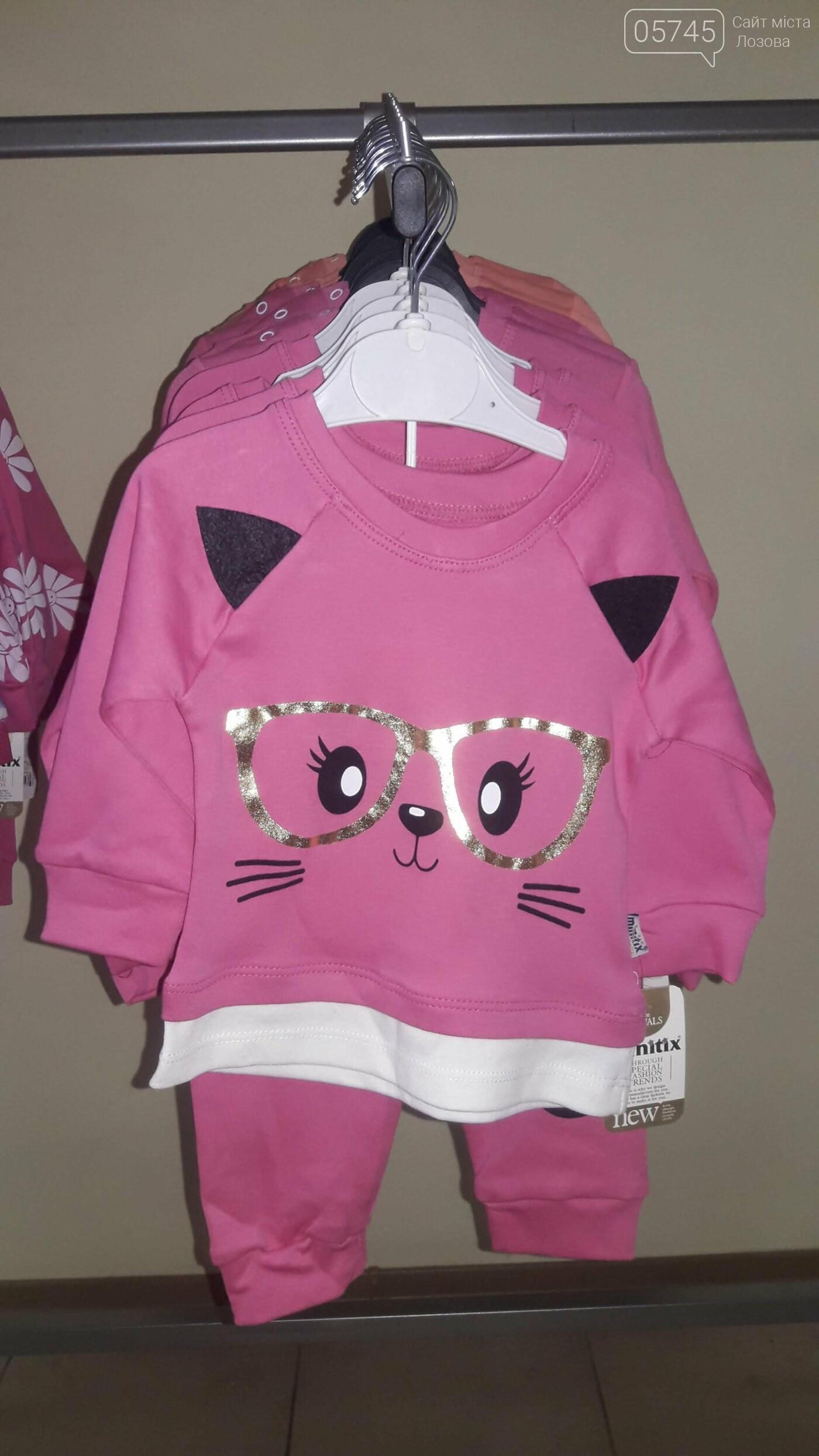 Стильний одяг для дітей і косметика для дорослих: у Лозовій відкрився магазин «V-Baby», фото-16
