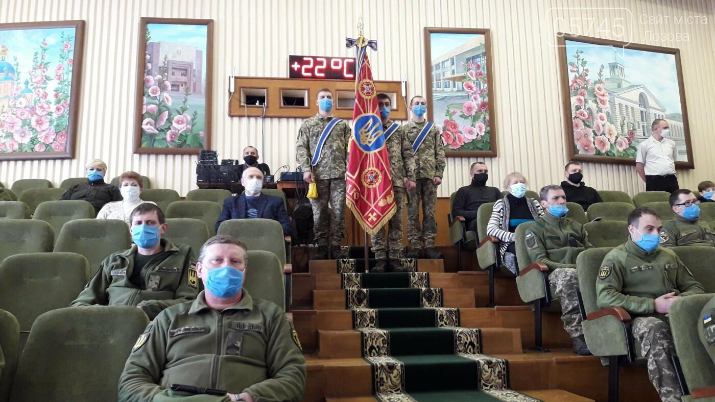У Лозовій, з нагоди 6-річчя, вшанували батальйон «Донбас», фото-8