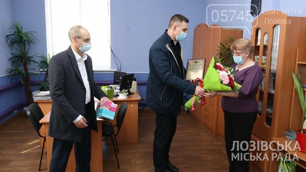 У Лозовій нагородили медиків та жінку, які врятували новонародженого хлопчика, фото-3