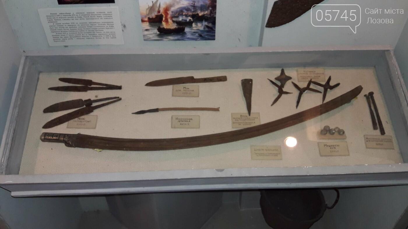 Кістка мамонта та найдоступніші екскурсії: ТОП 5 фактів про Лозівський краєзнавчий музей, фото-8