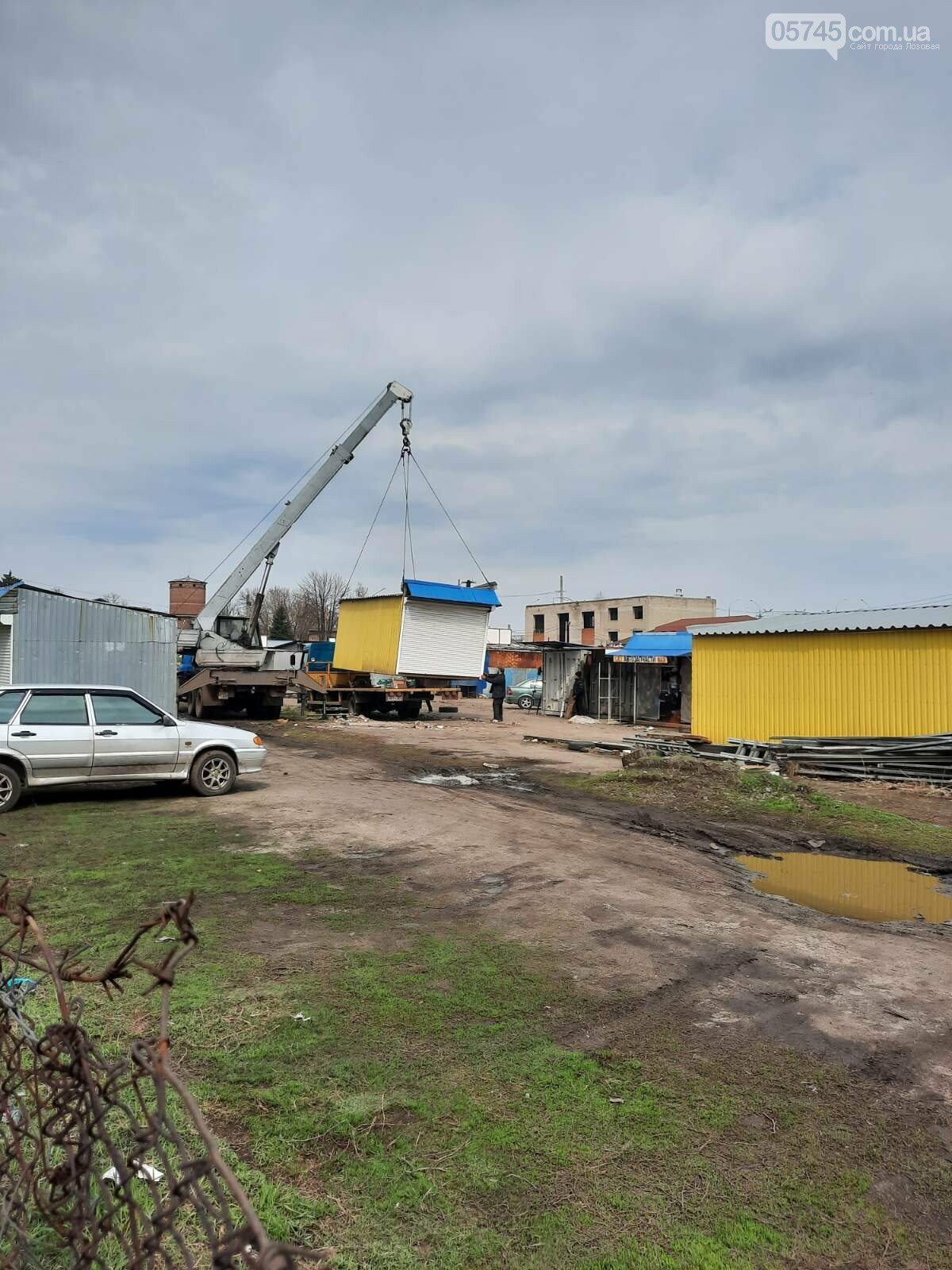 Демонтаж авторинку МКН: де підприємці отримають нові торгові місця, фото-1