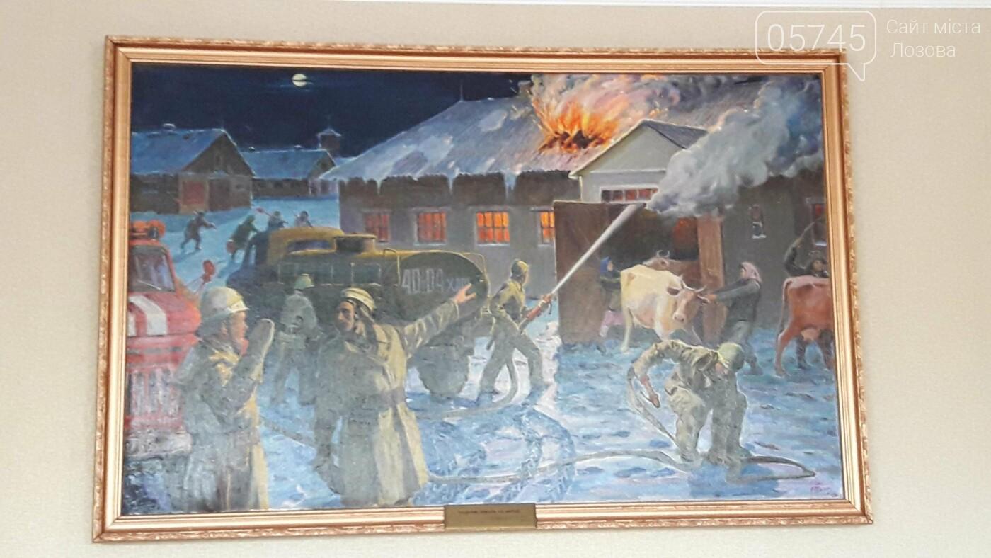 Від коней з діжками до автоцистерн: чим цікавий музей лозівських рятувальників, фото-67