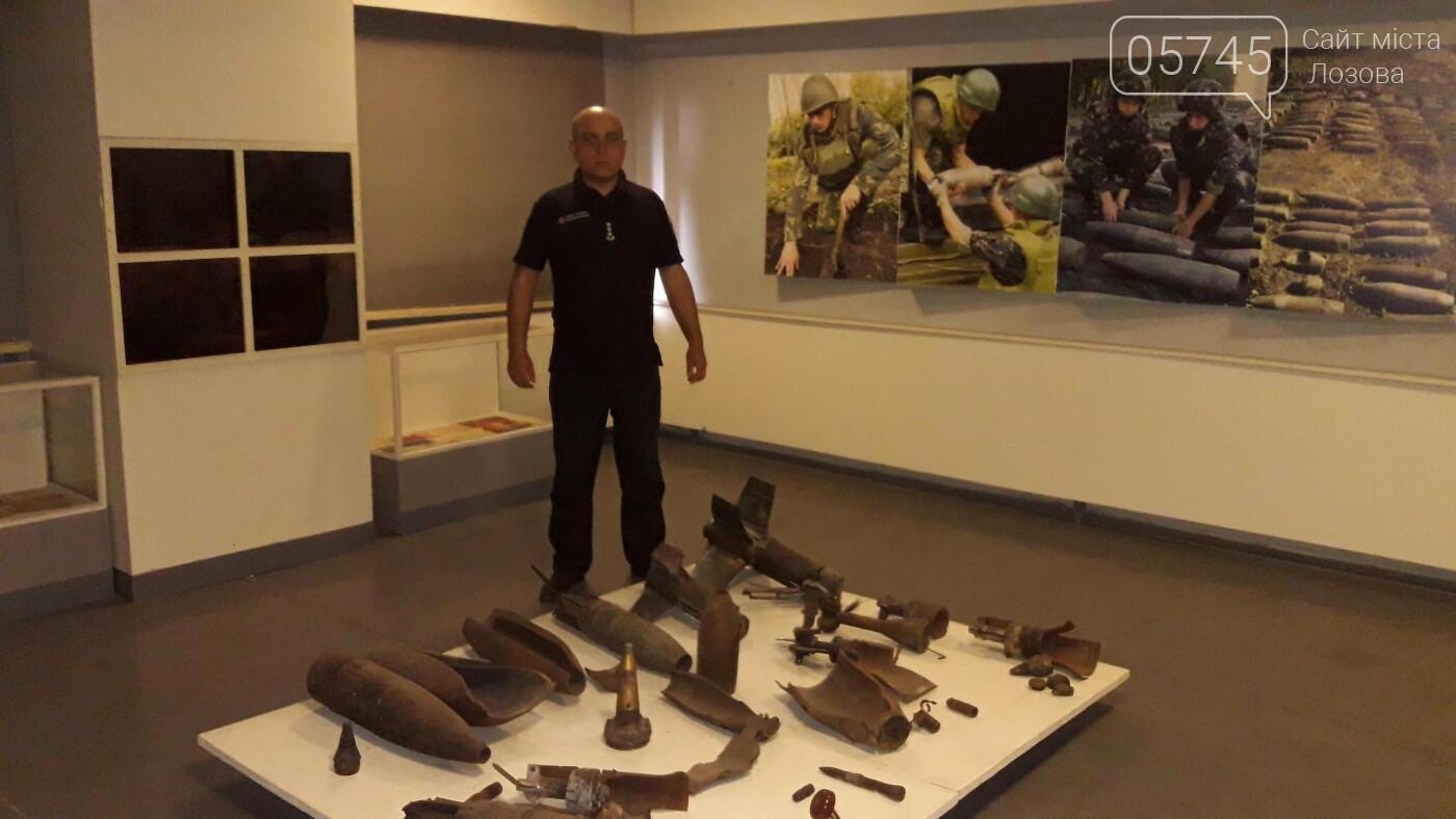 Від коней з діжками до автоцистерн: чим цікавий музей лозівських рятувальників, фото-18