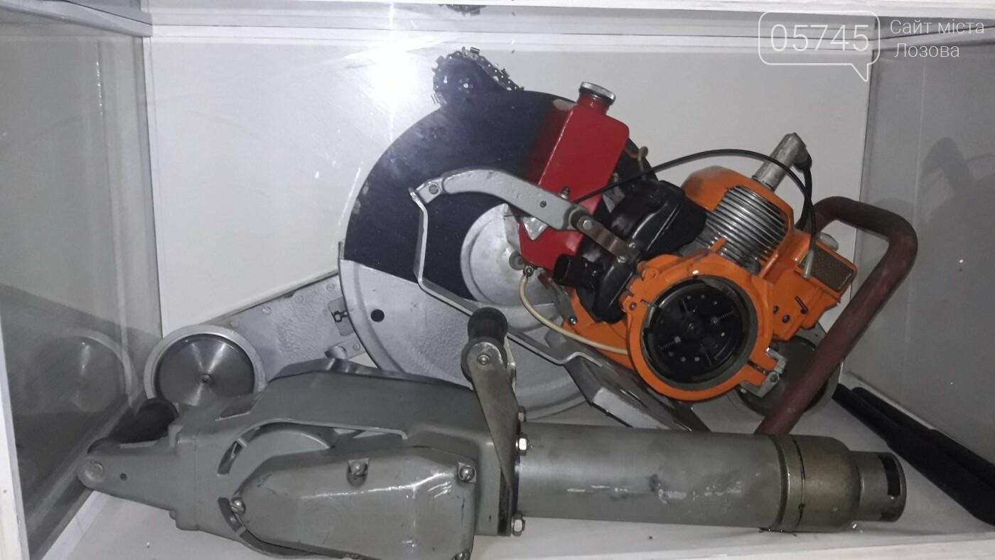 Від коней з діжками до автоцистерн: чим цікавий музей лозівських рятувальників, фото-44