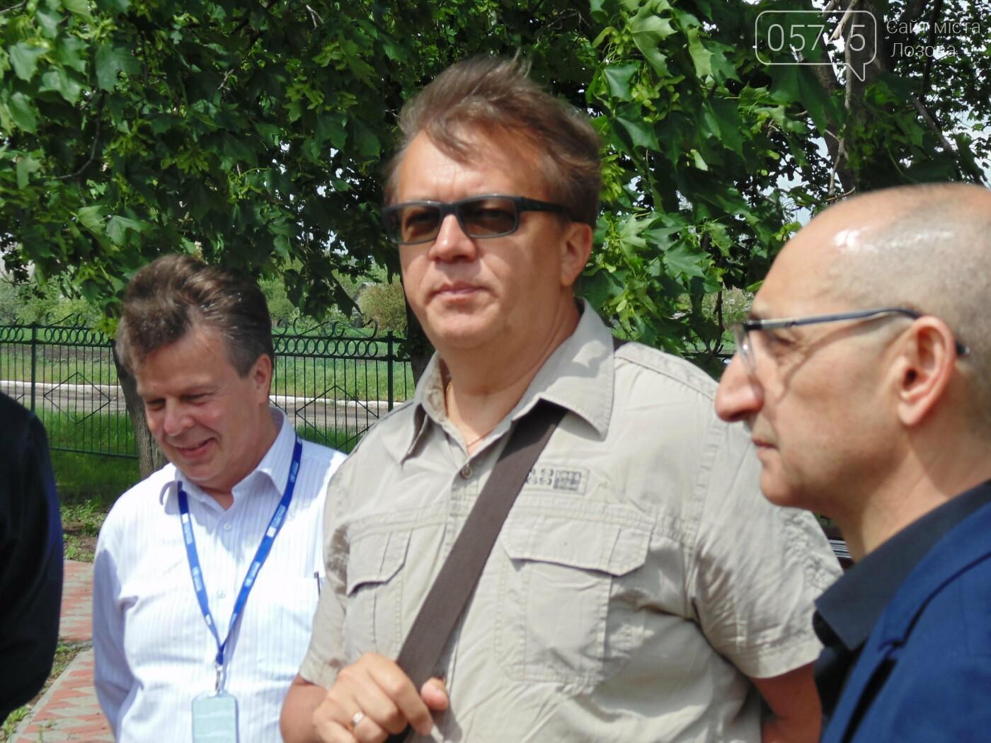 ООН у Лозовій:  що цікавило представників ЕС у стаціонарному відділенні, фото-2
