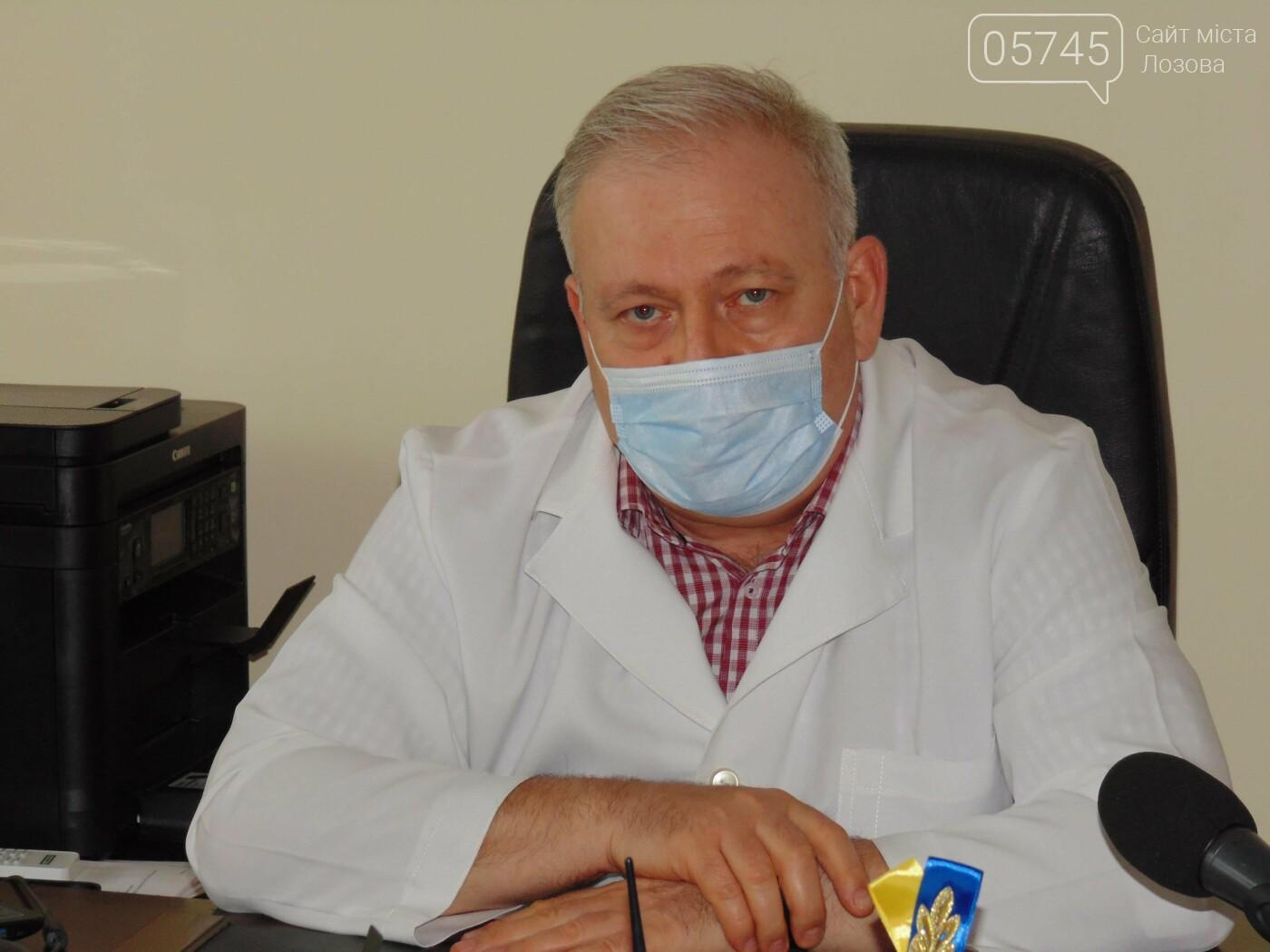 «Вкрай тяжка ситуація»: Лозівське ТМО не отримало гроші на лікування хворих COVID-19, фото-3