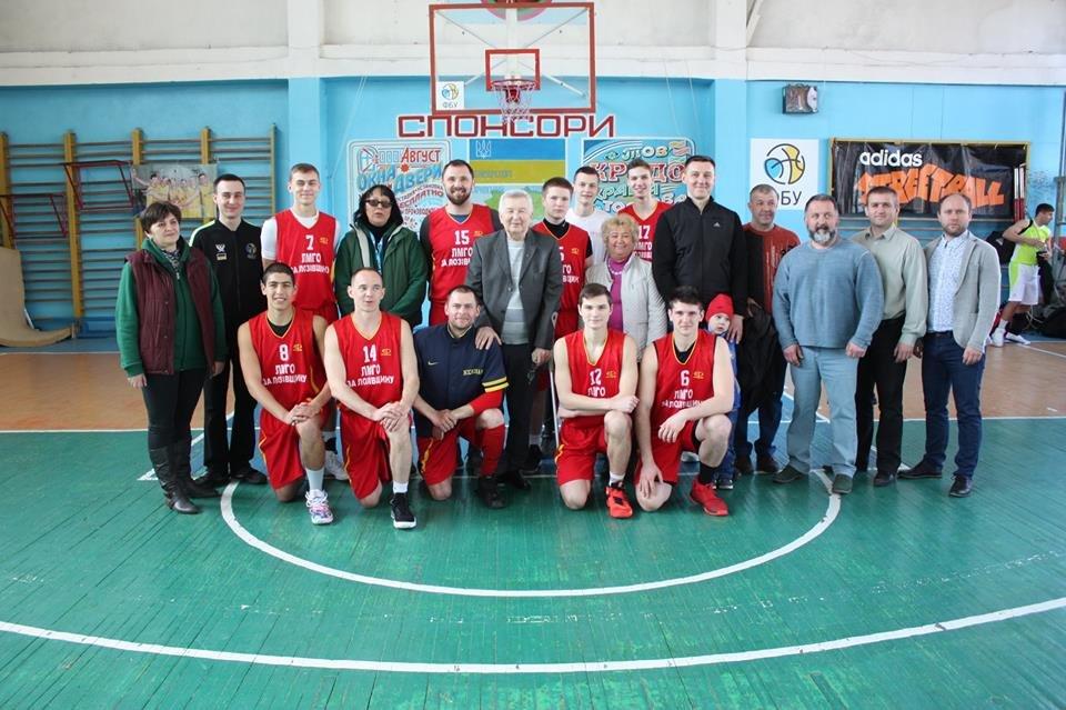 В Лозовой прошел XIX турнир по баскетболу среди мужских команд на призы В.И. Мельникова, фото-3