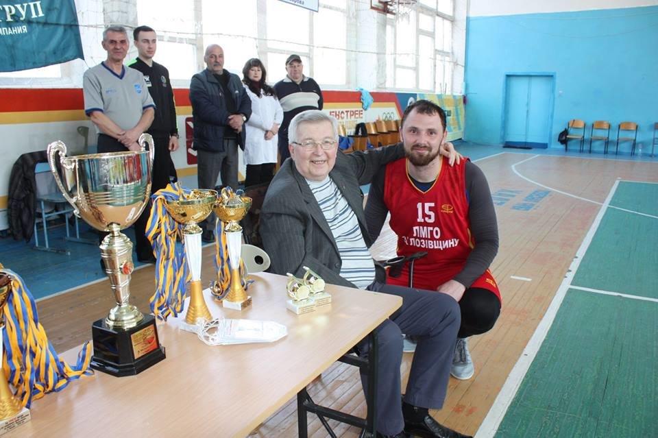В Лозовой прошел XIX турнир по баскетболу среди мужских команд на призы В.И. Мельникова, фото-6