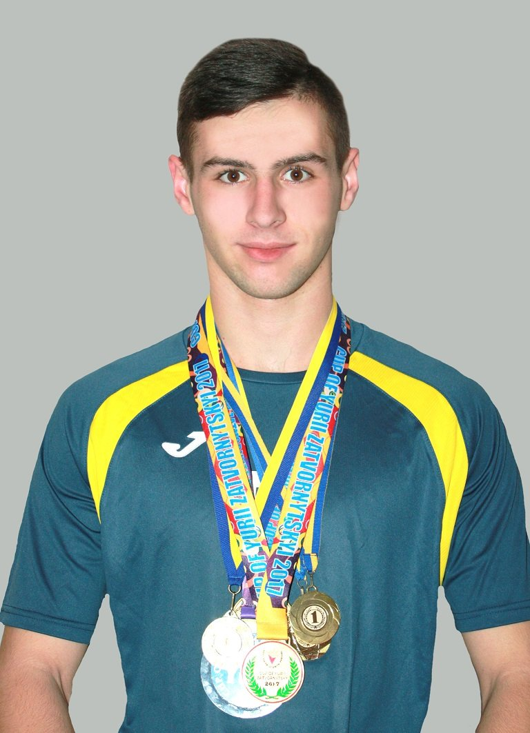 Лозовской волейболист взял серебро на чемпионате Украины, фото-1
