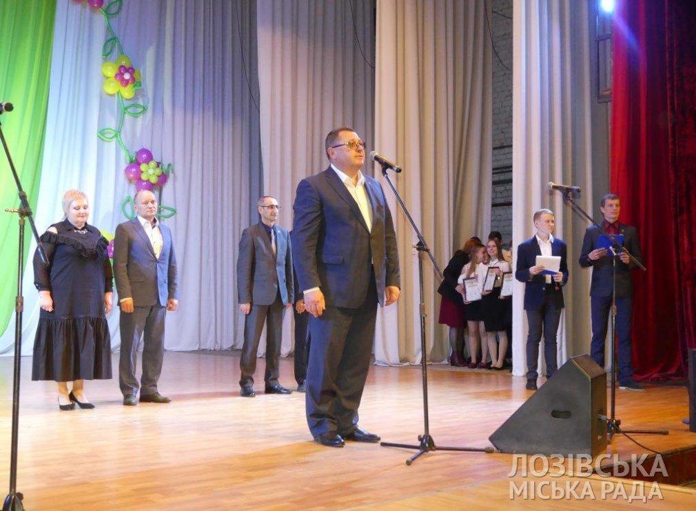 В Лозовой прошёл праздник юных дарований, фото-3