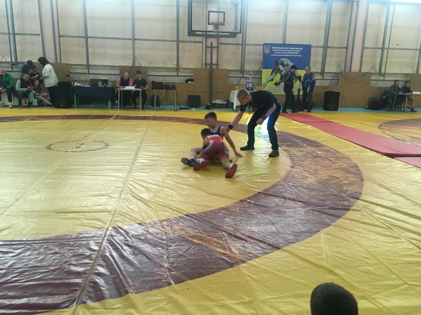 В Лозовой провели турнир по вольной борьбе памяти Руденко Ю.А., фото-4