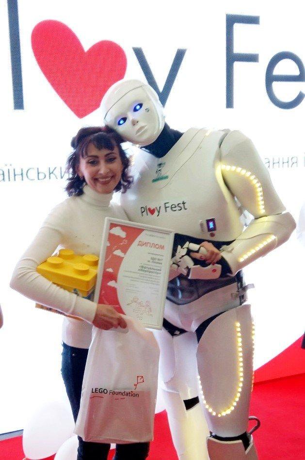 Лозовские воспитатели получили награды, фото-2