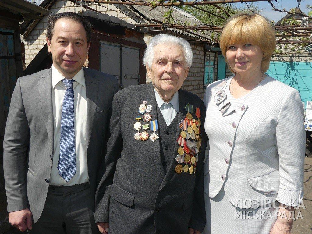 Ветеранов Второй мировой войны поздравили с праздником, фото-1