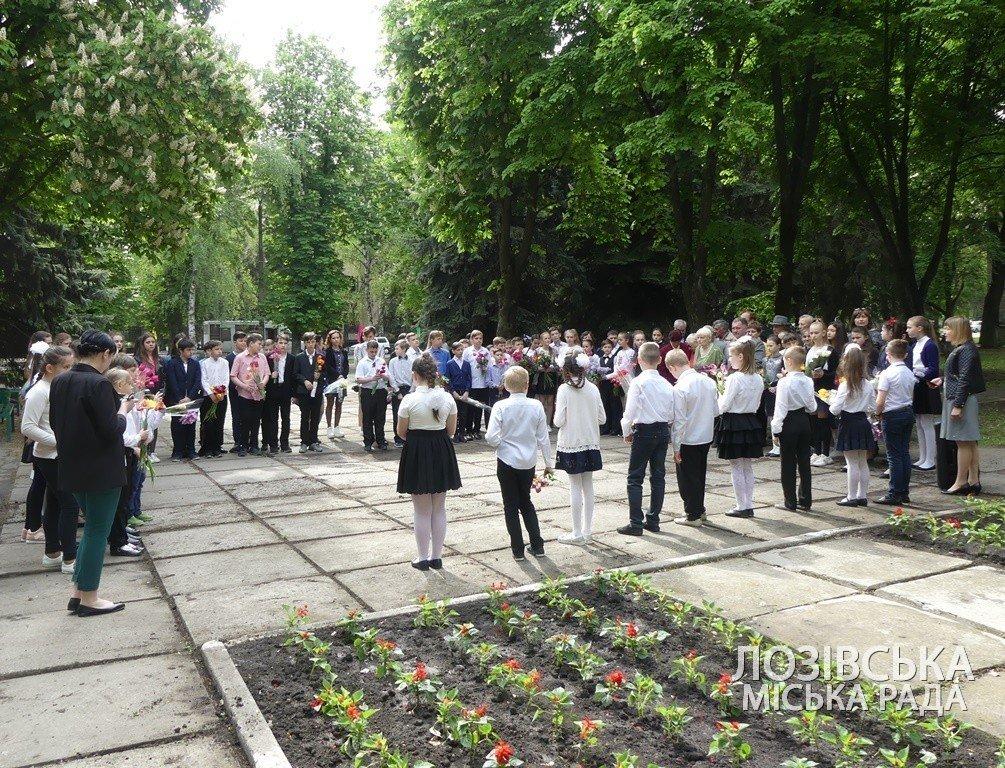 В Лозовской ОТГ почтили память погибших во Второй мировой войне, фото-1