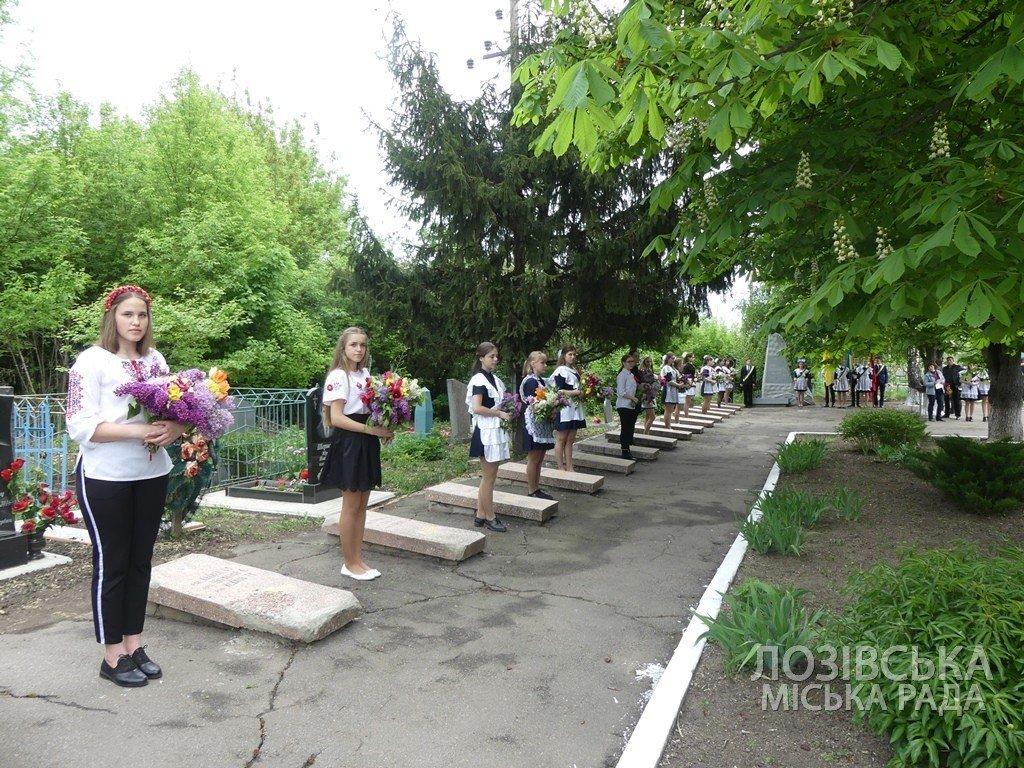 В Лозовской ОТГ почтили память погибших во Второй мировой войне, фото-7