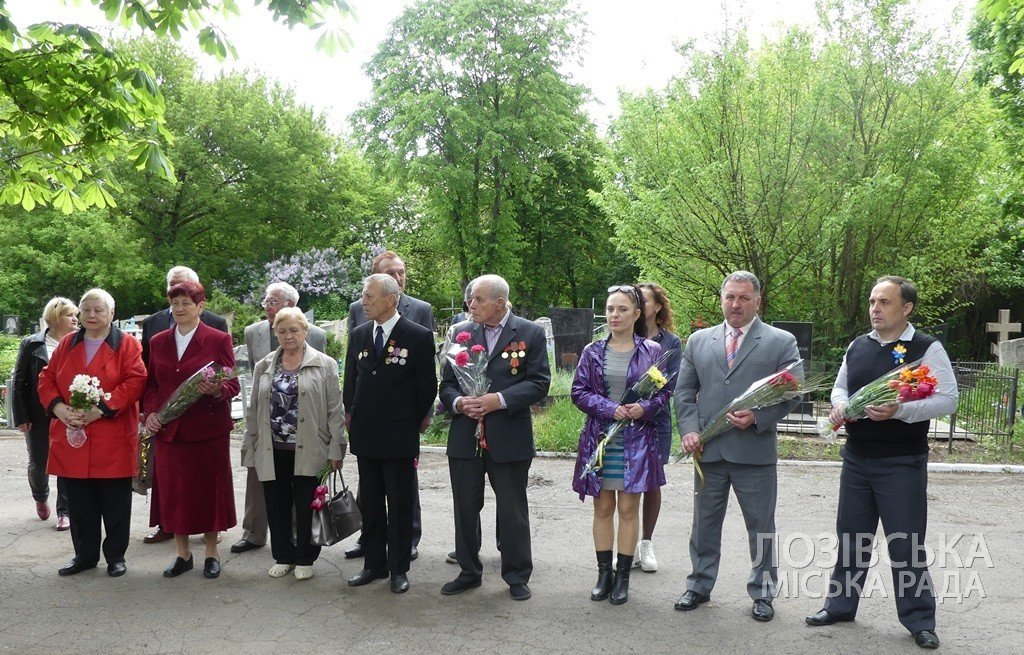 В Лозовской ОТГ почтили память погибших во Второй мировой войне, фото-8
