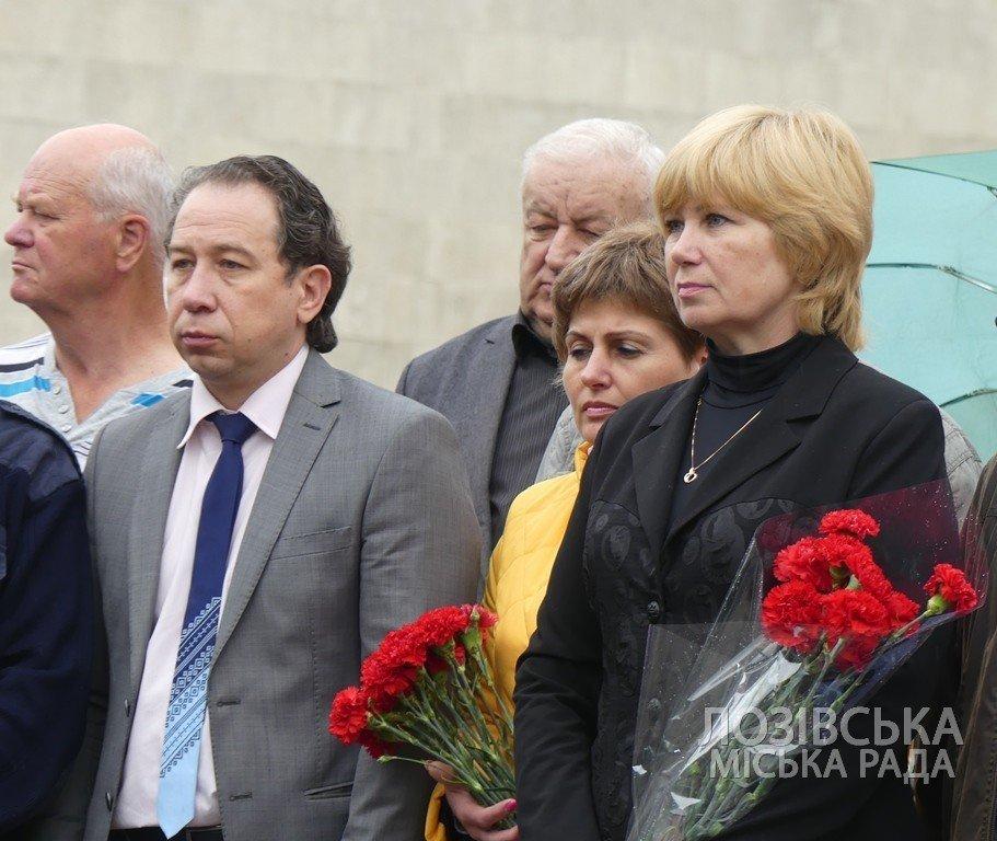 В Лозовской ОТГ почтили память погибших во Второй мировой войне, фото-18