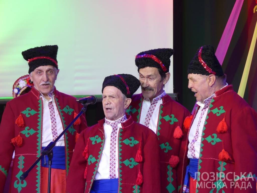 Ансамбль «Украиночка» получил 10 тыс. гривен от города на День рождения, фото-5