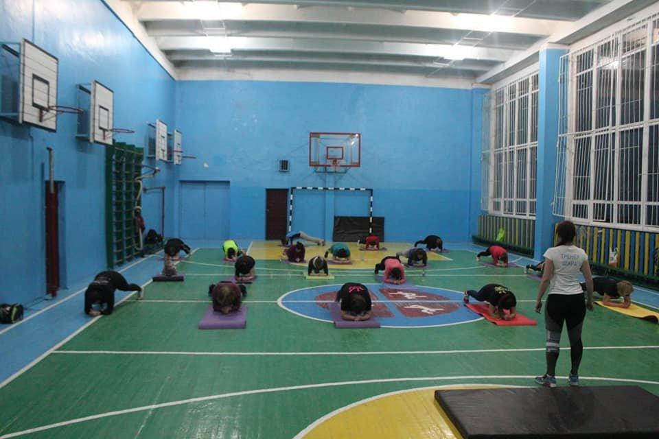 В Лозовой проводят бесплатные фитнес-тренировки, фото-2