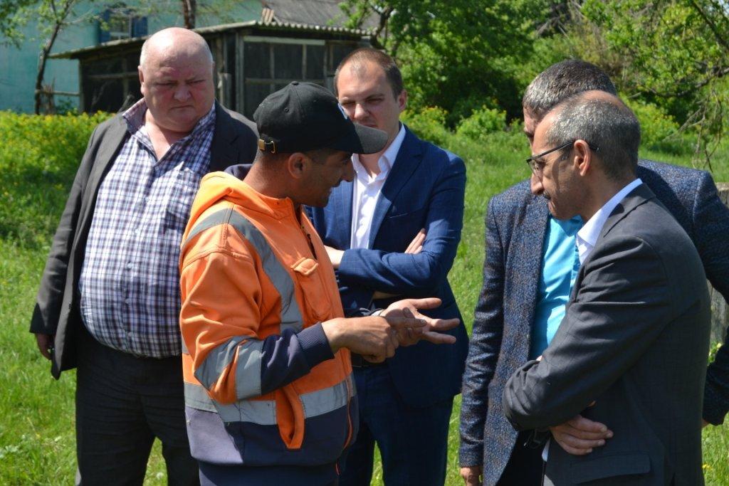 На Лозовщине идёт ремонт дороги Садовое-Катериновка, фото-4
