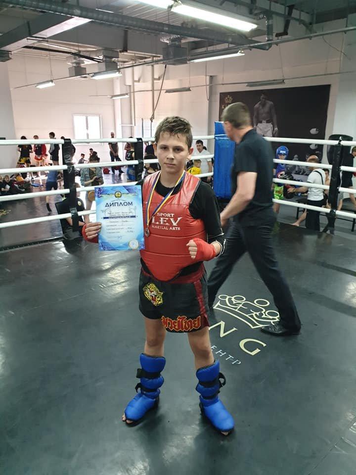 Лозовчане завоевали первое командное место в областном Чемпионате по боксу Муай-тай, фото-3
