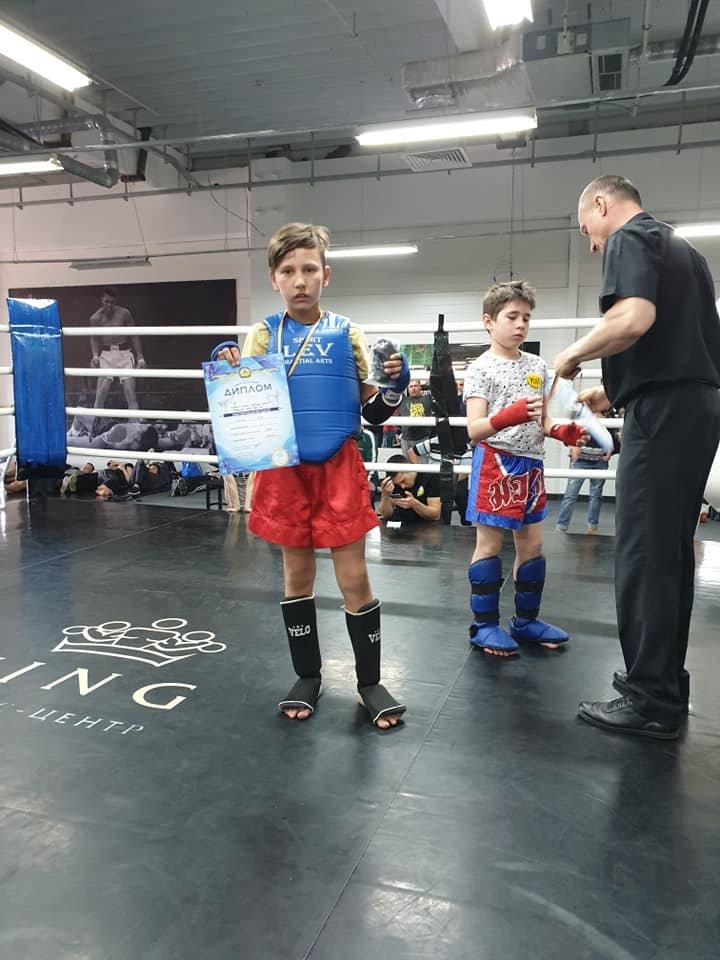 Лозовчане завоевали первое командное место в областном Чемпионате по боксу Муай-тай, фото-4