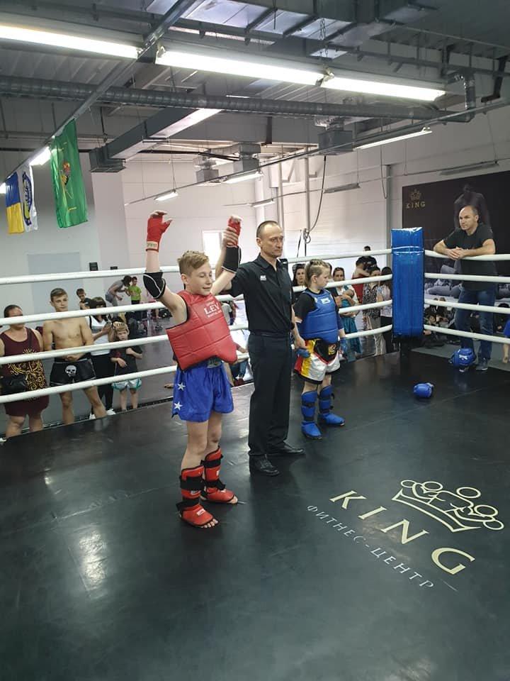 Лозовчане завоевали первое командное место в областном Чемпионате по боксу Муай-тай, фото-5