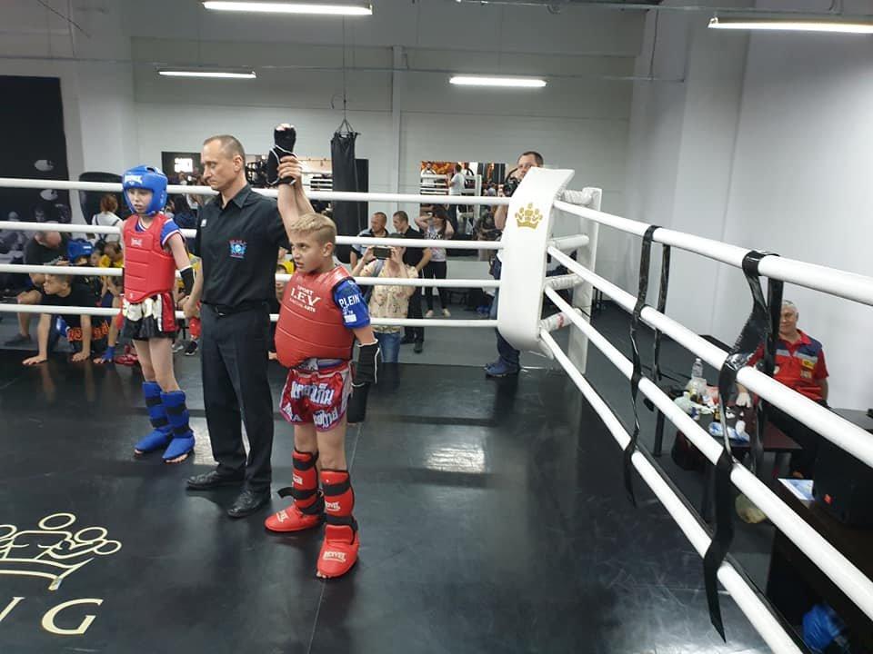 Лозовчане завоевали первое командное место в областном Чемпионате по боксу Муай-тай, фото-6