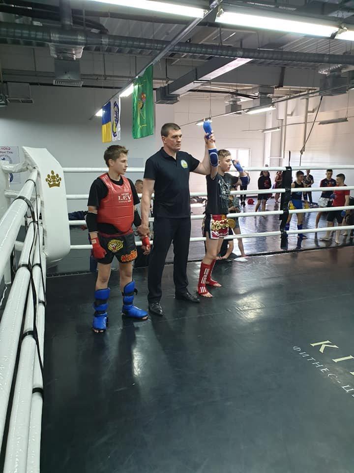 Лозовчане завоевали первое командное место в областном Чемпионате по боксу Муай-тай, фото-7