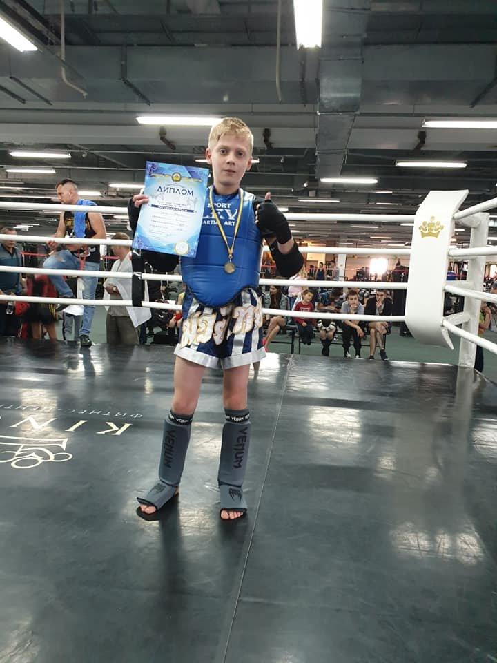 Лозовчане завоевали первое командное место в областном Чемпионате по боксу Муай-тай, фото-8