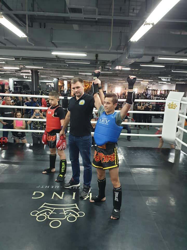 Лозовчане завоевали первое командное место в областном Чемпионате по боксу Муай-тай, фото-9